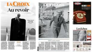 França presta homenagem nacional e europeia ao ex-Presidente, Giscard, morto aos 94 anos