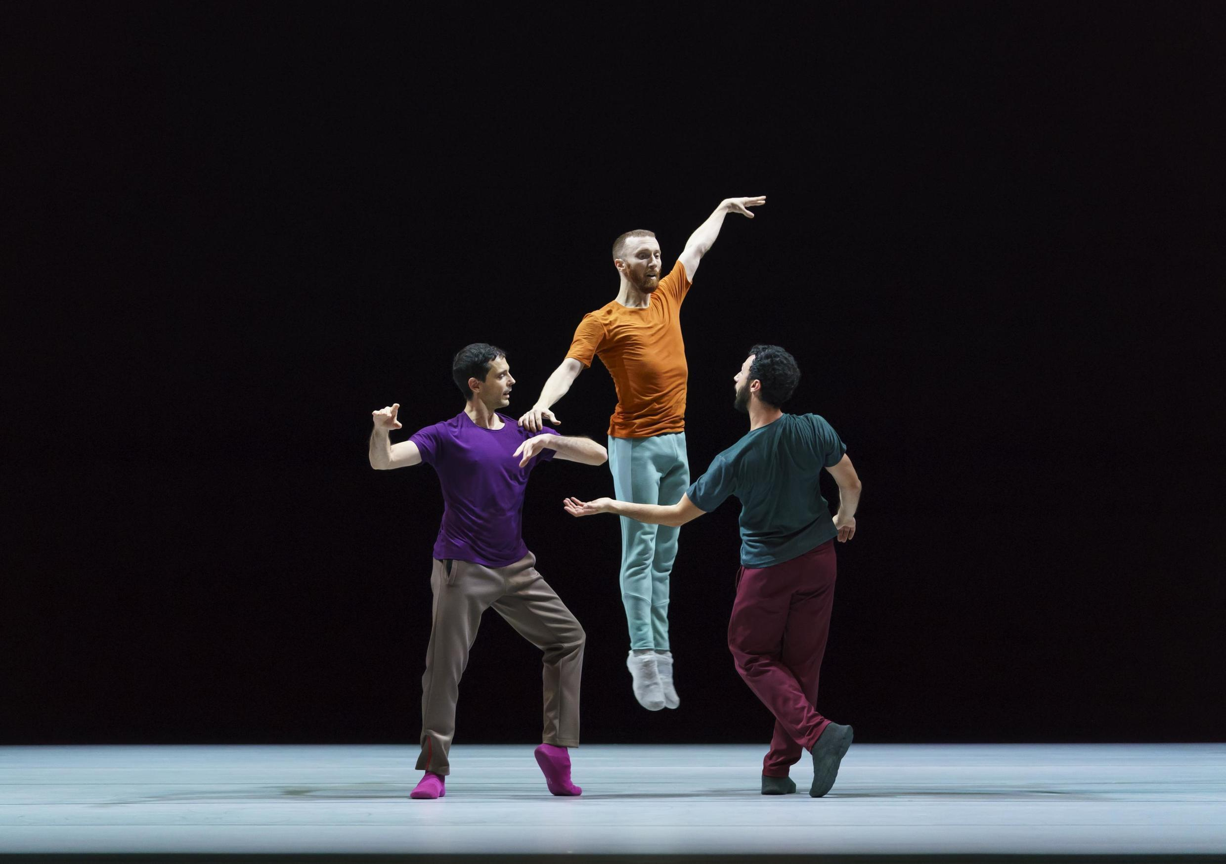 """""""A Quiet Evening of Dance"""", by William Forsythe."""