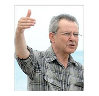 Merzak Allouache, réalisateur du film «Les Terrasses».