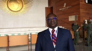 Henrique Adriano da Silva, director-geral da política externa da Guiné-Bissau