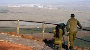 2021-02-09T143720Z_710583553_RC22PL9HHWYJ_RTRMADP_3_ISRAEL-USA-GOLAN