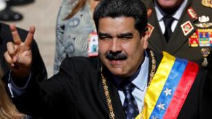 Shugaba Nicolas Maduro ya yi watsi da kiraye-kirayen kasashen yammacin duniya na ya sauka daga kujerarsa