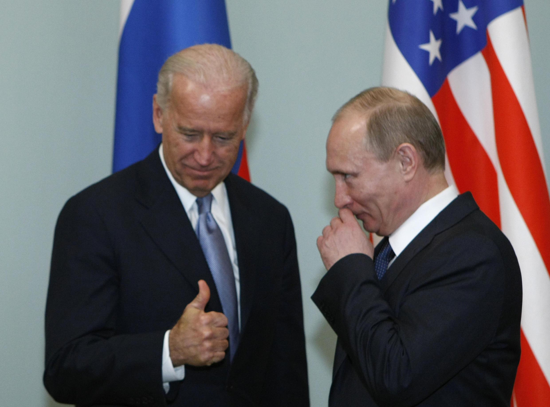 Biden - Poutine