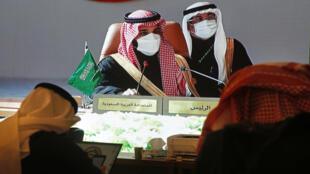 ព្រះអង្គម្ចាស់អារ៉ាប៊ីសាអូឌីត Mohammed bin Salman,ដឹកនាំបើកជំនួបកំពូលក្រុមប្រឹក្សាកិច្ចសហប្រតិបត្តិការឈូងសមុទ្ទពែក្ស លើកទី៤១ ថ្ងៃទី ៥មករា ២០២១