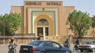 Majalisar dokokin jamhuriyar Nijar, dake birnin Niamey.
