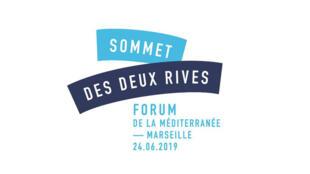 Sommet des deux rives à Marseille, Forum de la Méditerranée, juin 2019.