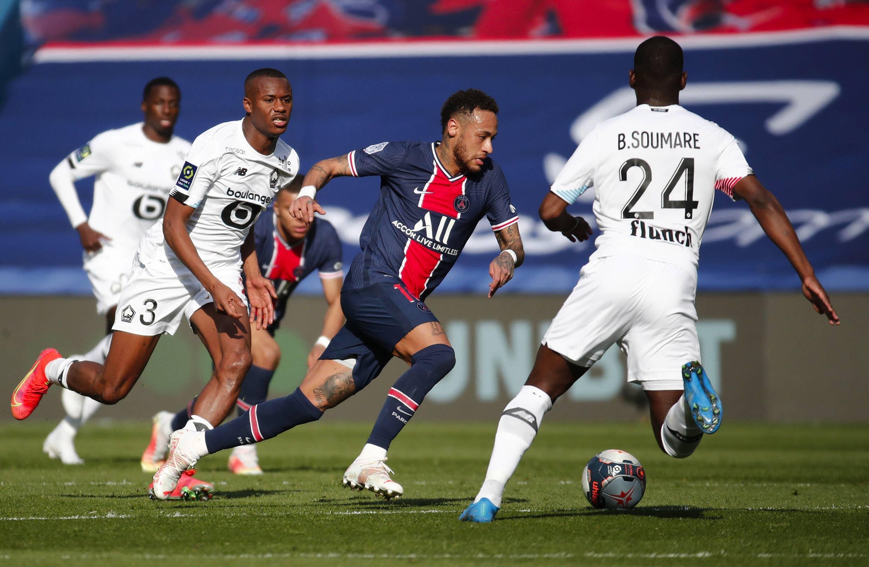 Football : Ligue 1 - Paris St Germain v Lille