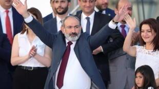 2021-06-21T180943Z_1386688522_RC265O9CX73W_RTRMADP_3_ARMENIA-ELECTION