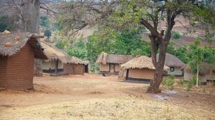 A village in Malawi