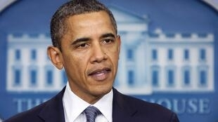 Barack Obama announces the withdrawal of US troops from Iraq