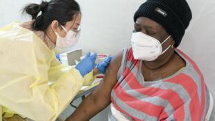 États-Unis - Covid-19 - Vaccination - Disparité raciale - AP21026592673070