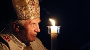 Pope Benedict XVI at Easter