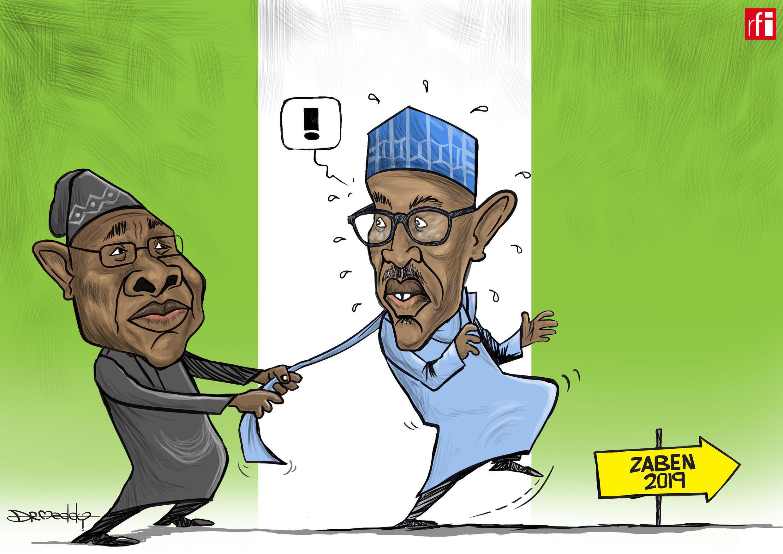Najeriya:Olusegun Obansanjo ya shawarci Shugaba Buhari kar ya tsaya takara a zaben 2019 (31/01/2018)
