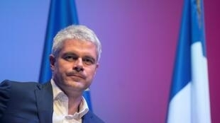 Laurent Wauquiez holds hardline positions on French identity, security and immigration which are close to the far-right
