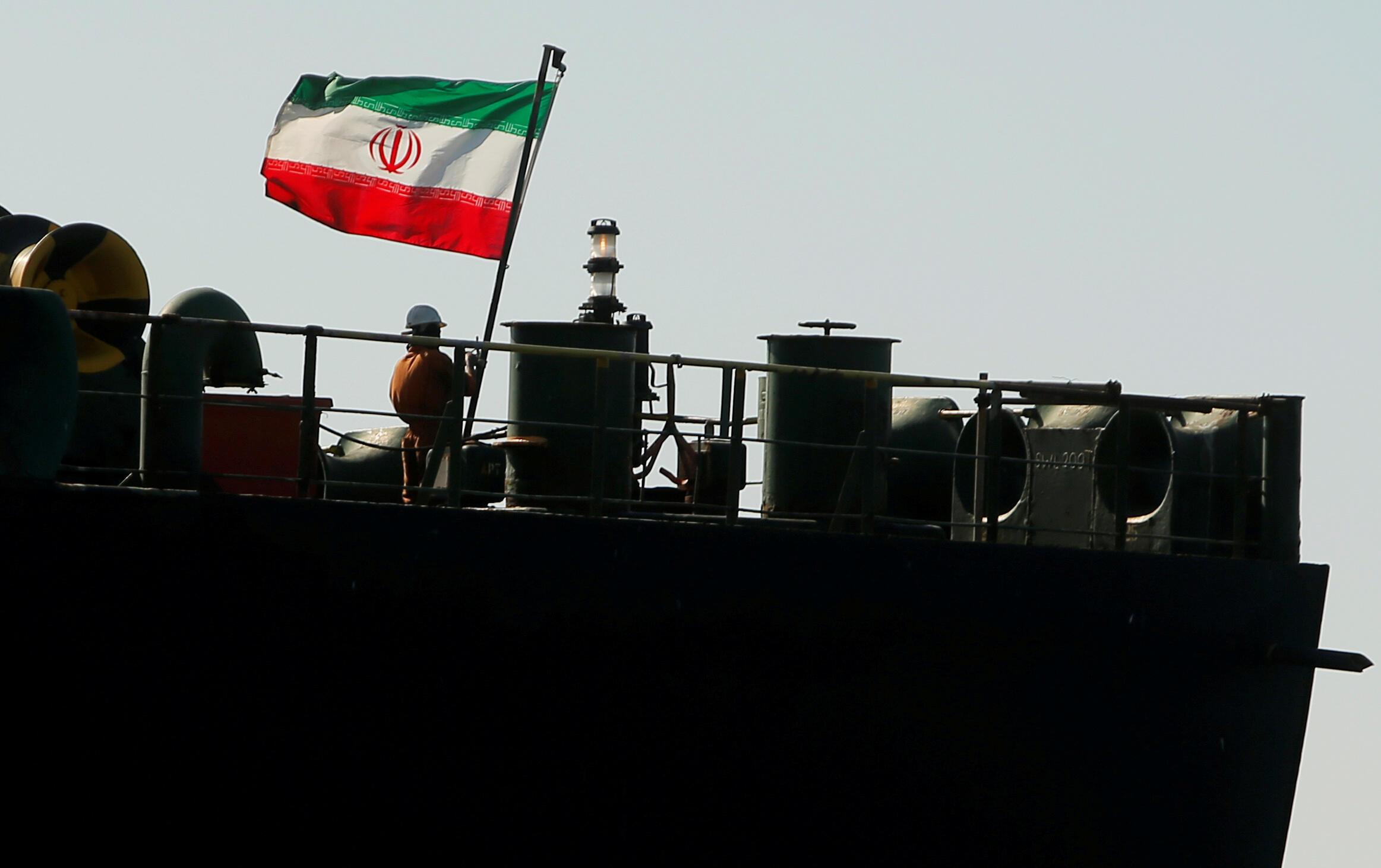"""نفتکش ایرانی """"آدریان دریای"""""""