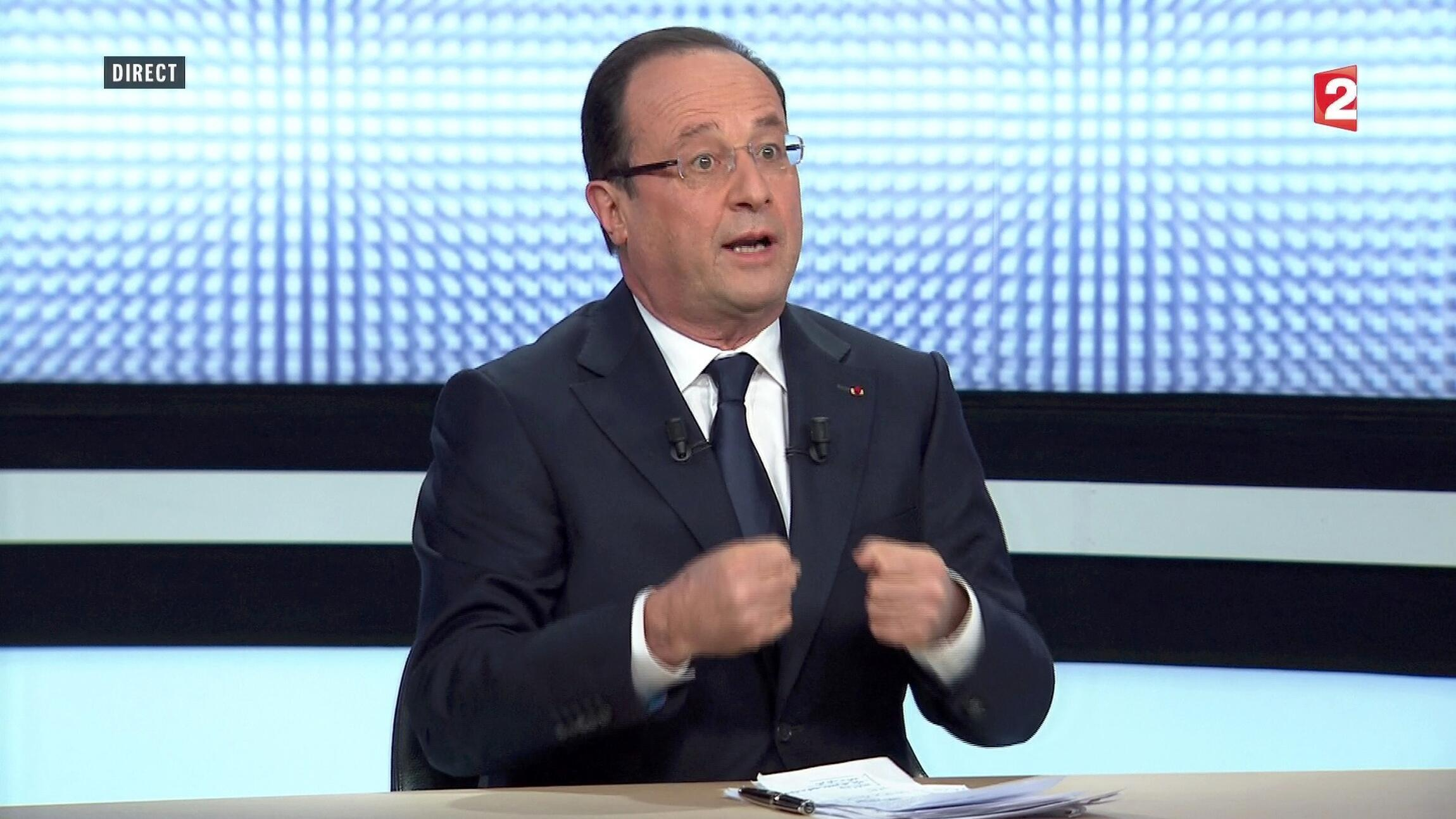 François Hollande has promised to bring down unemployment by the end of this year