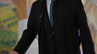 Президент Армении Серж Саргсян, лидер правящей Республиканской партии