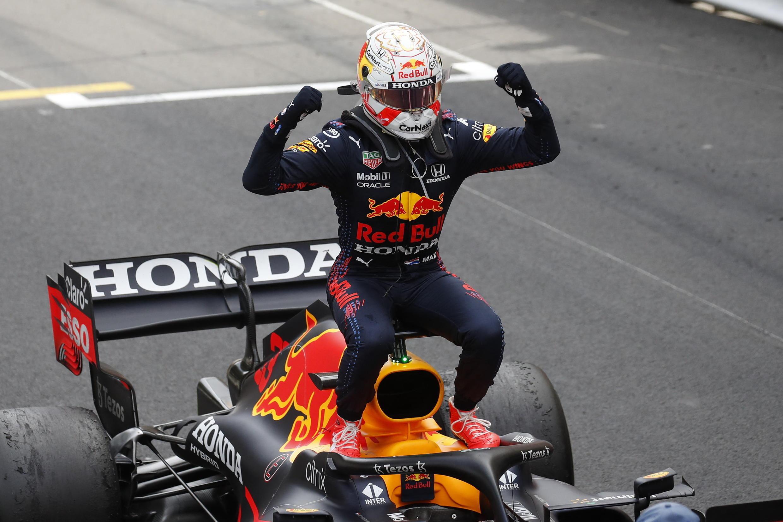 Max Verstappen (Red Bull) venceu o Grande Prémio do Mónaco.
