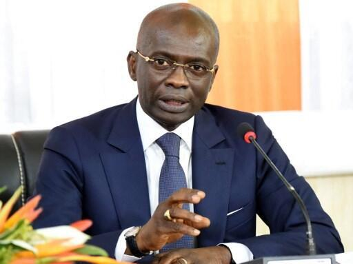 Richard Adou, procureur de la République d'Abidjan (ici en 2016).