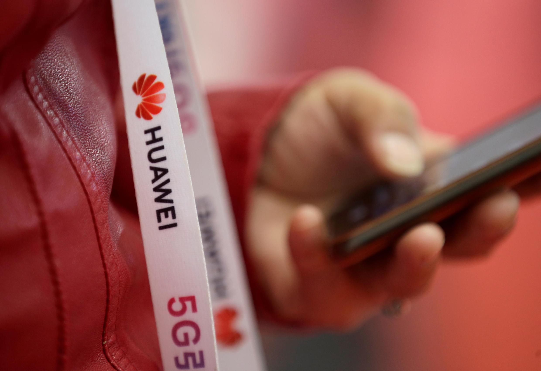 Huawei ne pourra pas mettre en place ses infrastructures 5G au Royaume-Uni (image d'illustration).