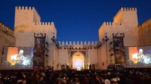 """جشنواره جهانی موسیقی مقدس در شهر """"فاس"""" مراکش"""