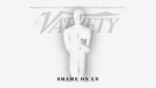 La couverture de «Variety Weekly», datée du mercredi 26 janvier.