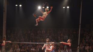 """Temporada de circo"" de la compañía Circo Aïtal."