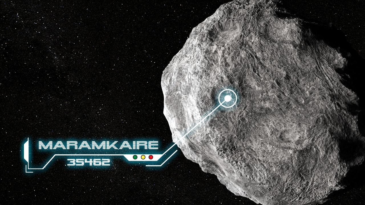 Asteroide - Maramkaire -