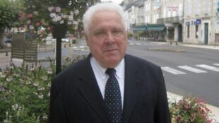 Edmond Jouve publie ses mémoires «Edmond Jouve, passeur d'avenir».