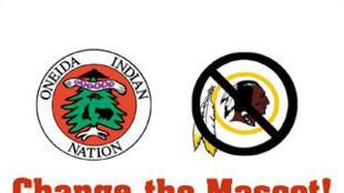 La nation Oneida lutte pour le changement de la mascotte de l'équipe de la capitale, les «Redskins» de Washington.