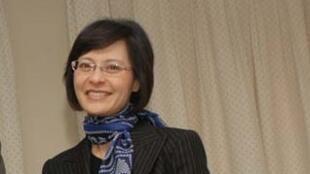 前台湾驻新加坡代表史亚平