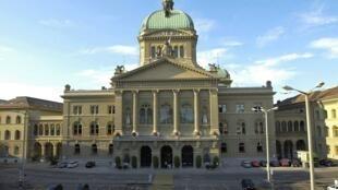 La chambre haute du Parlement suisse.