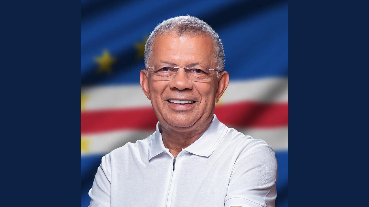 Carlos Veiga é um dos sete candidatos às eleições presidenciais cabo-verdianas.