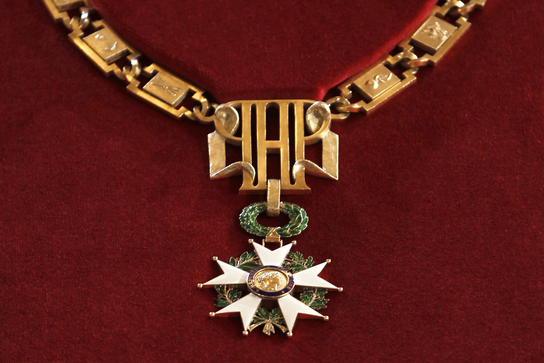 La Legión de Honor francesa.