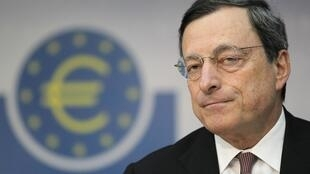 O presidente do Banco Central Europeu, Mario Draghi, disse em entrevista ao jornal Le Monde que a zona do euro não está ameaçada pela recessão.