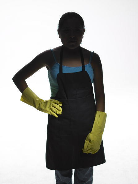 O mundo conta com mais de 52 milhões de trabalhadores domésticos.