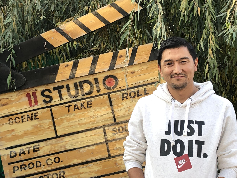 Асхат Табалдиев — генеральный продюсер и сооснователь продюсерского центра 1.1Studio