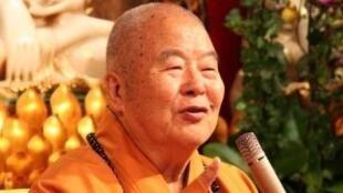 Autoriser la saisie phonétique Taiwan Buddhist Master Hsing Yun(Xingyun)
