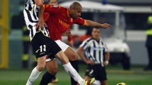 L'ex-buteur de l'AS Rome et international brésilien, Adriano, rejoindra-t-il la Ligue 2 et Le Havre ?
