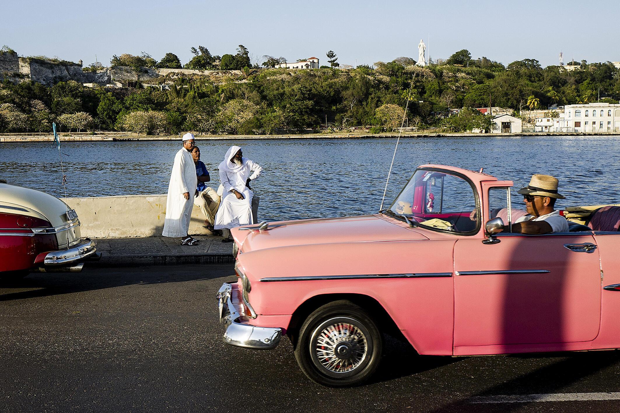O cotidiano dos muçulmanos em Havana, Cuba.