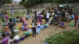 Water shortage in Dakar