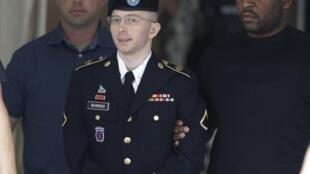 بردلی منینگ، سرباز آمریکایی متهم در پرونده ویکی لیکس، به ٣۵ سال زندان محکوم شد.