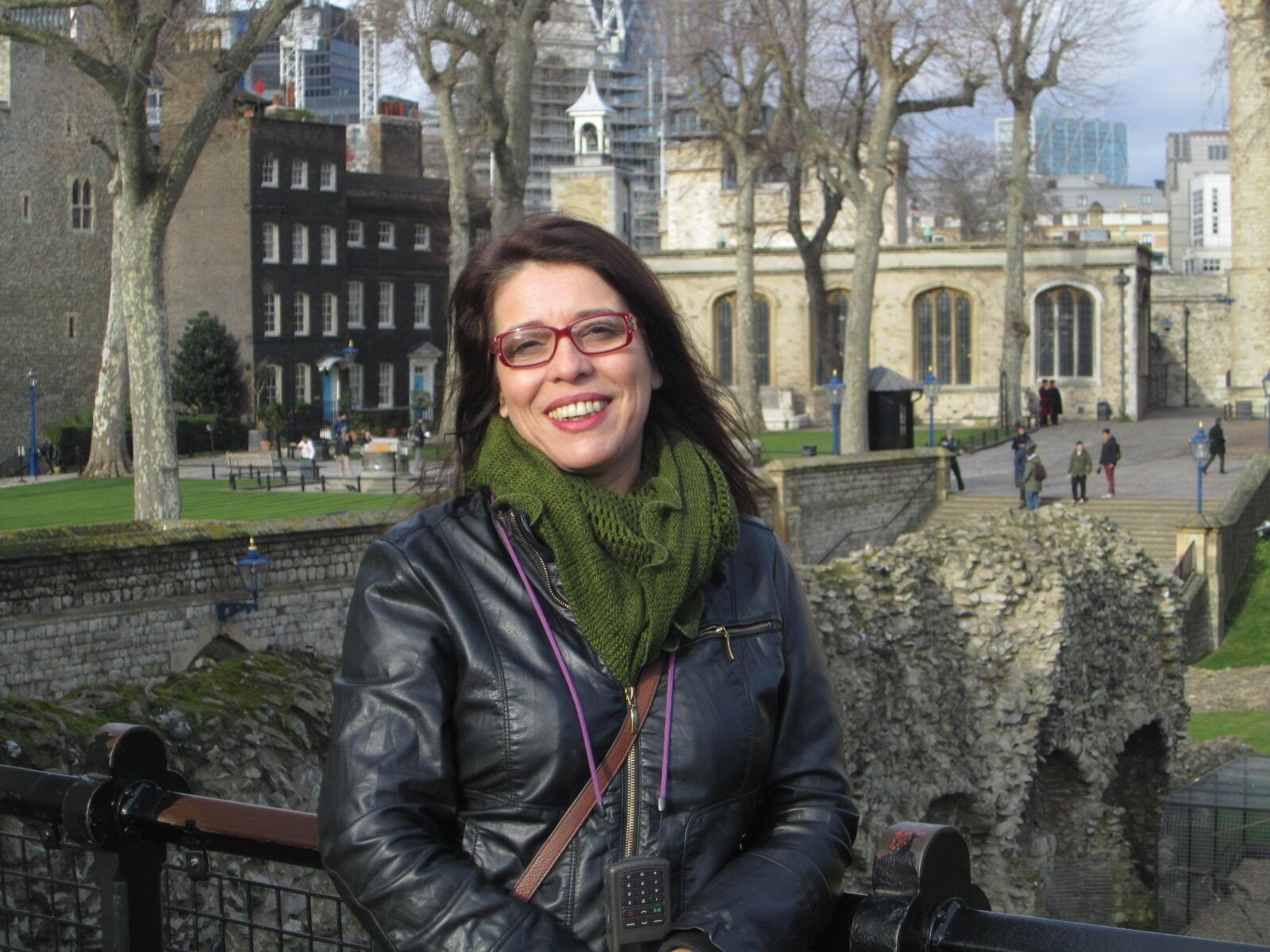 A cientista política Mara Telles, professora e pesquisadora do Departamento de Política da UFMG.