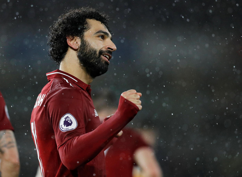 Mohamed Salah na Liverpool