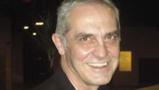 Le metteur en scène Jean-Louis Martinelli. «Calme» au Théâtre des Amandiers-Nanterre du 18 janvier au 23 février 2013.
