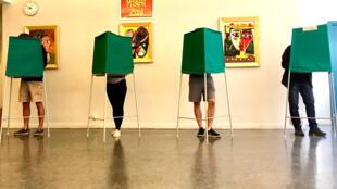انتخابات پارلمانی سوئد