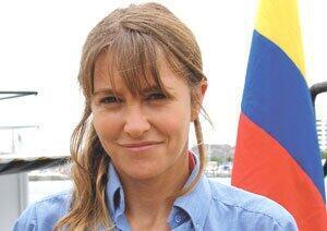 Sandra Bessudo, directora de la colombiana Fundación Malpelo.