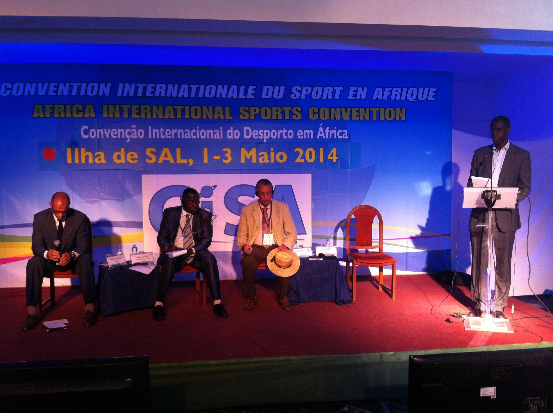 8ª Convenção Internacional do Desporto em África foi encerrada neste sábado (3), em Cabo Verde.