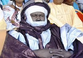 Mai martaba sarkin Agadez Umaru Alhaji Ibrahim Umaru