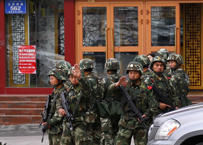 Chính quyền Bắc Kinh bị lên án gia tăng đàn áp nhân danh chống khủng bố - Reuters